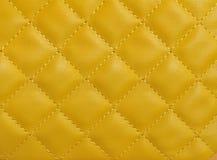 Textura de couro de Upholstery Imagem de Stock