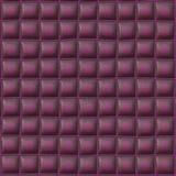 Textura de couro do sofá Imagem de Stock