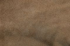 Textura de couro macia Foto de Stock Royalty Free