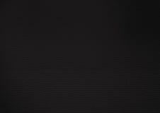Textura de couro preta Fotos de Stock Royalty Free