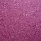 Textura de couro roxa Foto de Stock Royalty Free