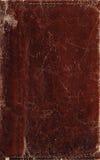Textura de couro velha Foto de Stock Royalty Free
