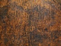 Textura de couro velha de Grunge Fotografia de Stock