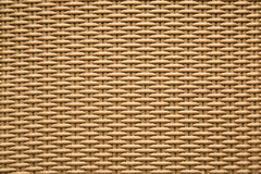 Textura de creme do fundo da cestaria Foto de Stock Royalty Free