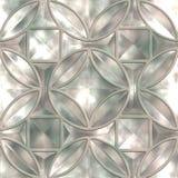 Textura de cristal stock de ilustración