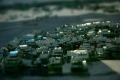 Textura de cristal foto de archivo libre de regalías