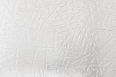 Textura de cristal abstracta Imágenes de archivo libres de regalías