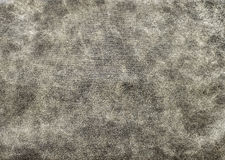 Textura de cuero de Nubuck Foto de archivo libre de regalías