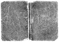 Textura de cuero negra Fotos de archivo