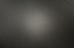 Textura de cuero negra Cuero negro del fondo Imagen de archivo