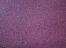 Textura de cuero púrpura fotos de archivo libres de regalías