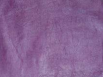 Textura de cuero púrpura natural, real Imágenes de archivo libres de regalías