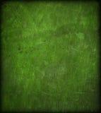 Textura de cuero rasguñada verde Foto de archivo libre de regalías