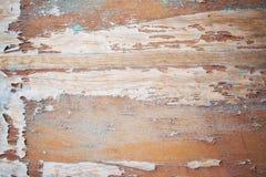 Textura de de madeira velho Fotos de Stock Royalty Free