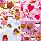 Textura de dulces Foto de archivo libre de regalías