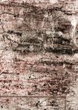 Textura de Flexoplate Grunge Imagen de archivo libre de regalías
