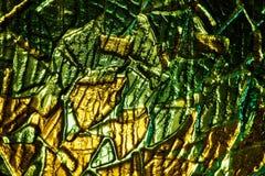 Textura de fusión de cristal Fotos de archivo