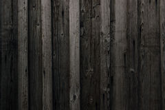 Textura de Grey Old Log Cabin Wall Textura de madeira parede rústica preta do log da casa Fundo suportado horizontal Foto de Stock Royalty Free