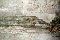 Textura de Grunge de uma parede velha Fotos de Stock