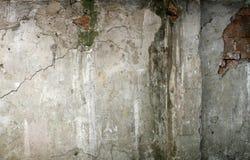 Textura de Grunge de uma parede velha Fotografia de Stock Royalty Free