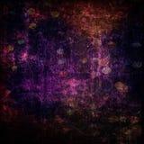 Textura de Grunge del orbe Imagenes de archivo