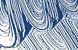 Textura de Grunge Rastro áspero del añil de la desolación drama libre illustration
