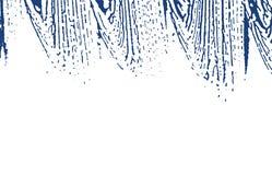 Textura de Grunge Rastro áspero del añil de la desolación Fondo divino Textura sucia del grunge del ruido Glamorou stock de ilustración