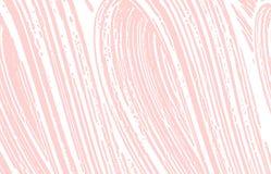 Textura de Grunge Traço áspero cor-de-rosa da aflição Fundo extravagante Textura suja do grunge do ruído A belo ilustração royalty free