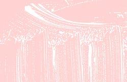Textura de Grunge Traço áspero cor-de-rosa da aflição Fundo glamoroso Textura suja do grunge do ruído exotic ilustração stock