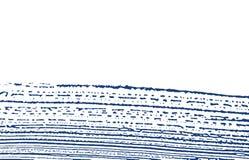 Textura de Grunge Traço áspero do índigo da aflição Divin ilustração stock