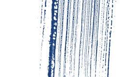 Textura de Grunge Traço áspero do índigo da aflição Fundo dramático Textura suja do grunge do ruído A corajoso ilustração stock