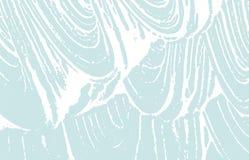 Textura de Grunge Tra?o ?spero azul da afli??o Vagabundos corajosos ilustração do vetor