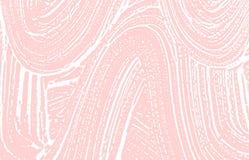 Textura de Grunge Tra?o ?spero cor-de-rosa da afli??o Bom-lo ilustração stock