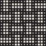 Textura de intervalo mínimo à moda Fundo abstrato infinito com formas aleatórias do tamanho Teste padrão de mosaico sem emenda do Imagens de Stock