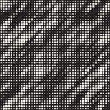 Textura de intervalo mínimo à moda moderna Fundo abstrato infinito com círculos aleatórios Teste padrão de mosaico sem emenda do  Imagem de Stock