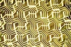 Textura de Ion Fabric, fondo futurista de la materia textil en el color de Autumn Maple Imágenes de archivo libres de regalías