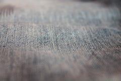 Textura de Jean imagen de archivo libre de regalías