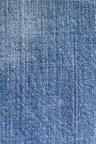 Textura de Jean Fotos de Stock