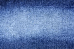 Textura de Jean Imagem de Stock
