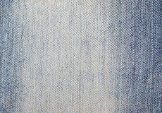 Textura de Jean Fotografía de archivo libre de regalías