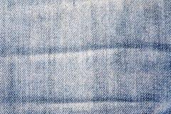 Textura de Jean Foto de archivo
