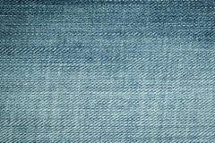 Textura de Jean para o fundo Fotografia de Stock Royalty Free