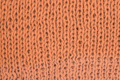 Textura de lã do Knit Fotografia de Stock Royalty Free