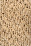 Textura de lã do tapete Fotografia de Stock