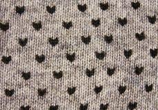 Textura de lãs. Foto de Stock
