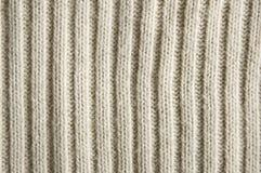 Textura de lãs Foto de Stock Royalty Free