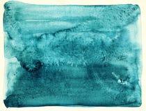 Textura de la acuarela. Imagen de archivo libre de regalías