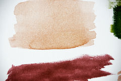 textura de la acuarela Fotografía de archivo