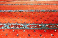 Textura de la alfombra Fotografía de archivo