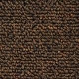 Textura de la alfombra marrón Fotos de archivo libres de regalías